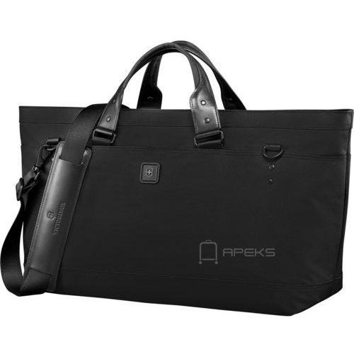 lexicon 2.0 weekender podręczna torba podróżna - black marki Victorinox