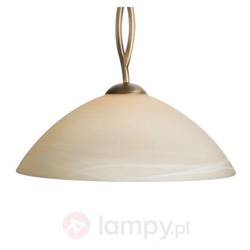 Steinhauer CAPRI lampa wisząca Brązowy, 1-punktowy - Nowoczesny - Obszar wewnętrzny - CAPRI - Czas dostawy: od 4-8 dni roboczych (8712746075410)