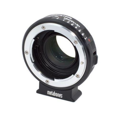 Metabones Reduktor Nikon G do BMCC Speed Booster