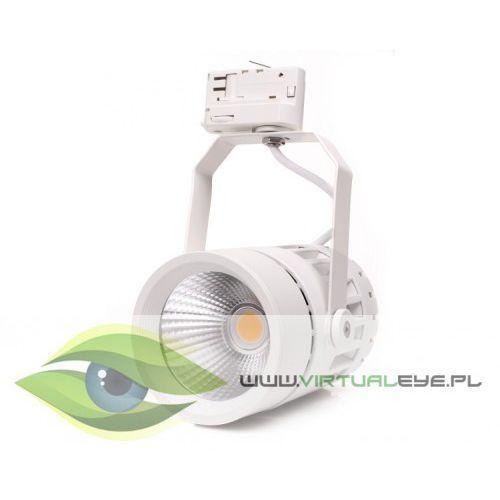 Oprawa szynowa SCENA LED 40W 3000K (oprawa biała)