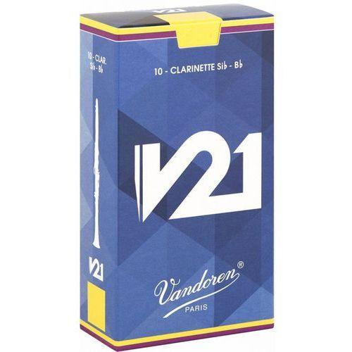 stroik bb clarinet v21 2 1/2 marki Vandoren