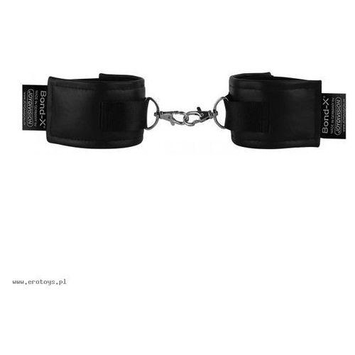 Soft-bond-x-handgelenk-fesseln (handcaffs black) od producenta Joydivision