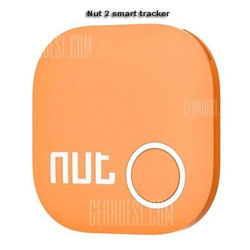 Nut 2 Bluetooth 4.0 Smart Chip Tracker Anti - lost Alarm Two - way Intelligent Patch Finder
