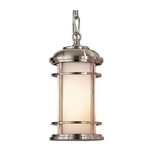 Elstead Lampa wisząca lighthouse8 s fe/lighthouse8/s - lighting - rabat w koszyku