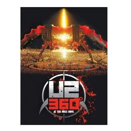 U2 - U2 360 AT THE ROSE BOWL z kategorii Muzyczne DVD