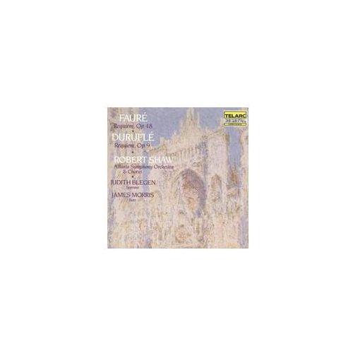 Requiem op. 48 - requiem op. marki Telarc