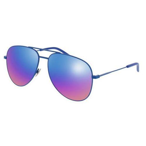 Okulary Słoneczne Saint Laurent CLASSIC 11 RAINBOW 010