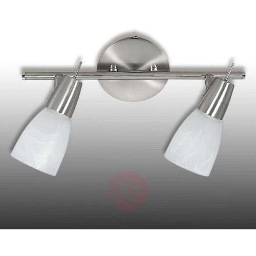 Lampa punktowa 11862-55 gu10, (dxsxw) 47.5 x 15.5 x 18 cm, stalowy marki Leuchtendirekt