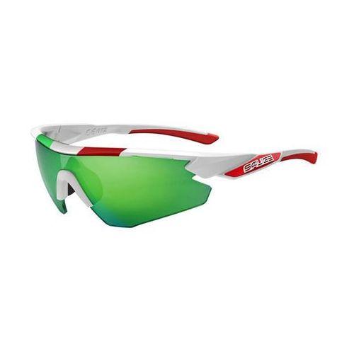 Salice Okulary słoneczne 012 ita polarized wt/rd/ita-prw