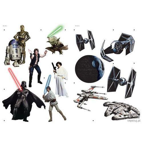 Naklejka Scienna Star Wars Spl 38 Spl38 Morizon Shopping