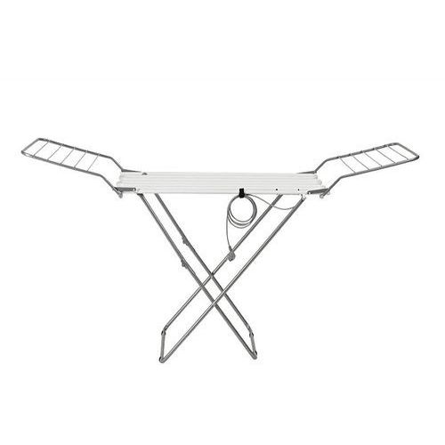 Instal-Projekt Totu 3 Suszarka Na Pranie Elektryczna Srebrna z kategorii Suszarki do ubrań