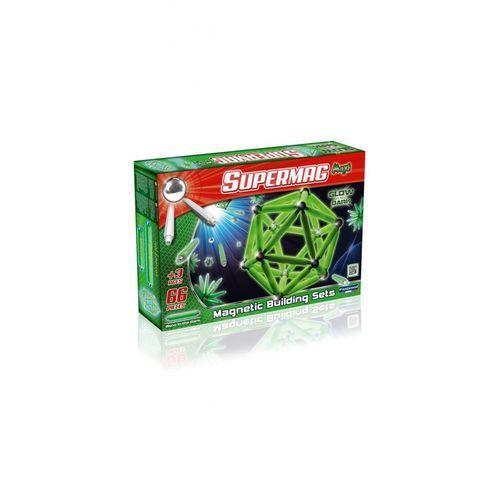 Klocki Supermag Maxi Glow 66 el. 1Y34IH Oferta ważna tylko do 2022-12-12