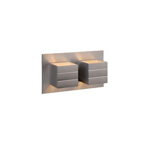 BOK-Kinkiet ścienny 2-punktowy Metal Dł.26cm | -10% z kodem HALO10, 17282/02/12