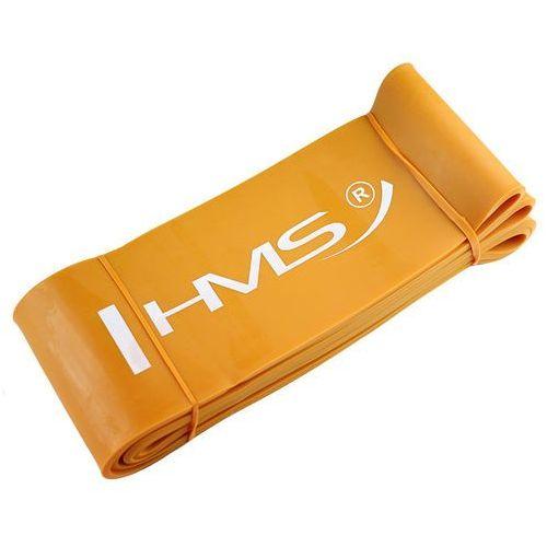 Hms Gu05 orange 101 x 4.5 x 2080 mm guma do ćwiczeń