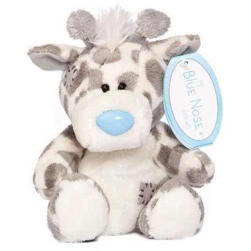 Miś blue nose - żyrafa twiggy marki Carte blanche greetings ltd.