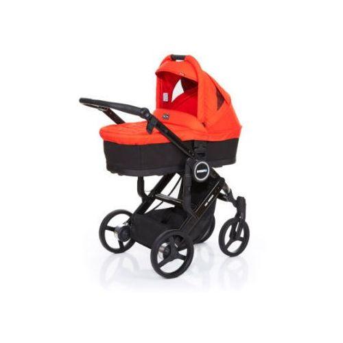ABC DESIGN Wózek dziecięcy Mamba plus black-flame, stelaż black / siedzisko black - sprawdź w wybranym sklepie