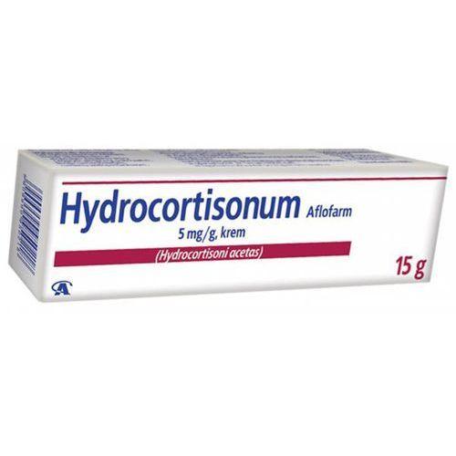 Hydrocortisonum Aflofarm AFP krem 5 mg/g 15 g (5909990950218)