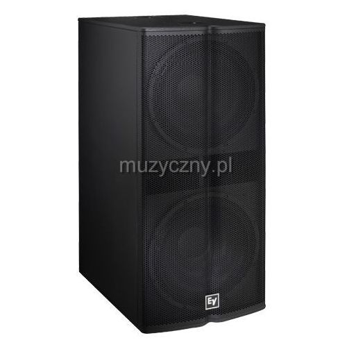 Electro-voice tour-x tx2181 subwoofer pasywny 2 x 18″, 1000w/4ohm