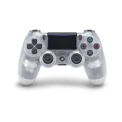Kontroler bezprzewodowy SONY PlayStation DUALSHOCK 4 v2 Krystaliczny, KAK4DUALSHO4CR
