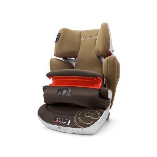 fotelik samochodowy transformer xt walnut brown marki Concord