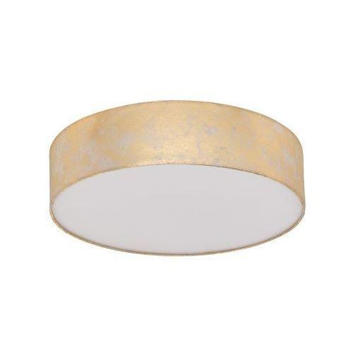 Eglo 97641 - Plafon VISERBELLA 1xE27/60W/230V, kolor Złoty