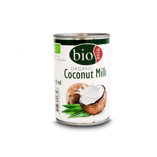 Bioasia Mleko kokosowe bio 400ml (4316734098197)