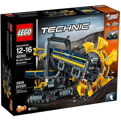 Lego TECHNIC Koparka 42055. Najniższe ceny, najlepsze promocje w sklepach, opinie.