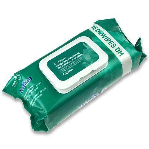 Medilab Chusteczki do dezynfekcji mediwipes dm, oapkowanie: chusteczki