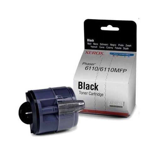 Toner oryginalny 6110bk czarny do  phaser 6110mfp/x - darmowa dostawa w 24h marki Xerox