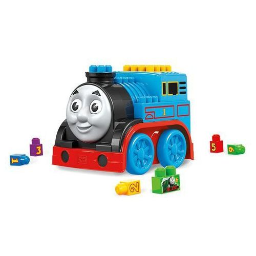 Mattel Mega Bloks wielki Tomek zbuduj i jedź FFD63