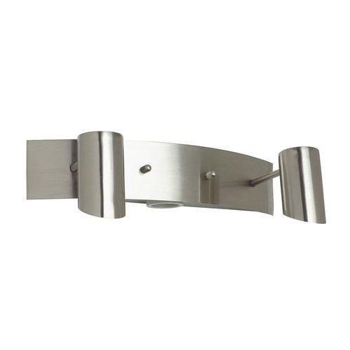 Kadett 234041 kinkiet łazienkowy z gniazdkiem 2x50W GU10 IP21 Markslojd, 234041
