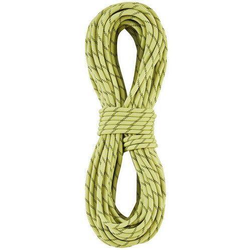 Edelrid starling pro dry lina wspinaczkowa 8,2mm 50m zielony 2017 liny połówkowe