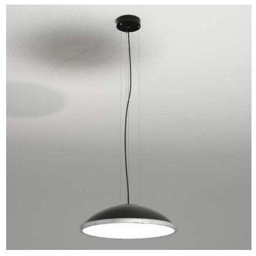 LAMPA wisząca WANTO 5521/2G11/CZ Shilo metalowa OPRAWA okrągły ZWIS czarny, kolor Biały