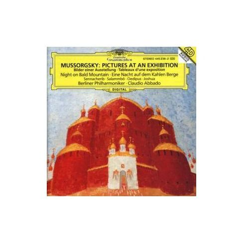 Mussorgsky: Pictures At An Exibition