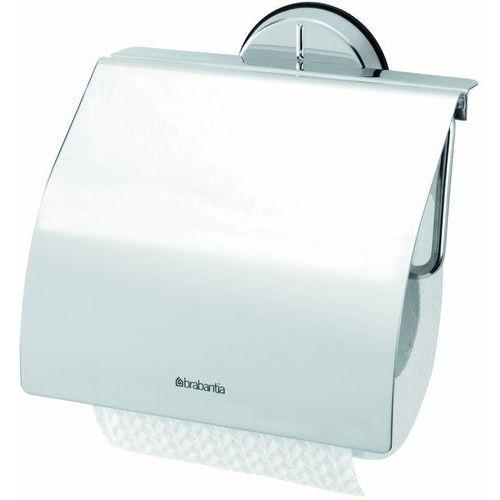 Brabantia Uchwyt na papier toaletowy profile stal połysk