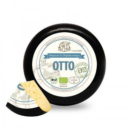 Ser otto bio (około 0,35 kg) - ser - farm, marki Ser farm (nabiał z mleka krowiego)