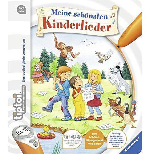 RAV tiptoi Meine najpiękniejszych piosenki dla dzieci | 006434 (24 str.)