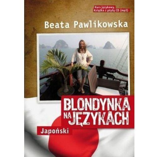 Blondynka na językach Japoński, Pawlikowska Beata