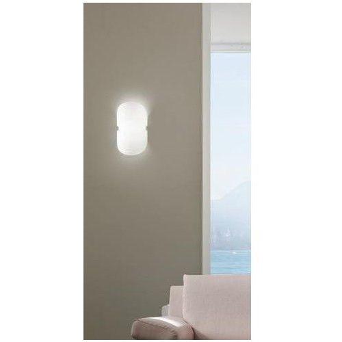 Kinkiet liner biały 160 1 x 46w żarówka led gratis!, 71877 marki Linea light