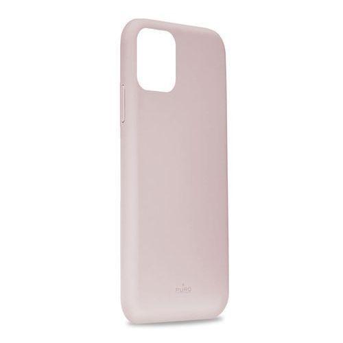 Puro icon cover etui obudowa do iphone 11 pro max (piaskowy róż)