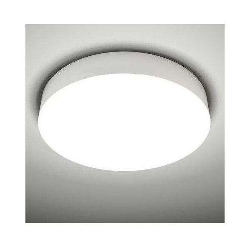 Plafon lampa sufitowa bungo 1159/g5/bi ścienna oprawa metalowy kinkiet do łazienki biały marki Shilo