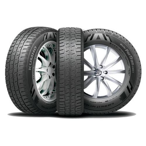 Kumho Winter PorTran CW-51 205/65 R16 107 T