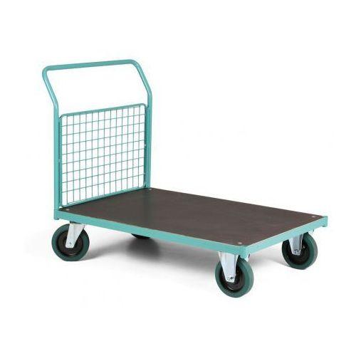 Wózek platformowy z maksymalnym obciążeniem 1000 kg marki B2b partner