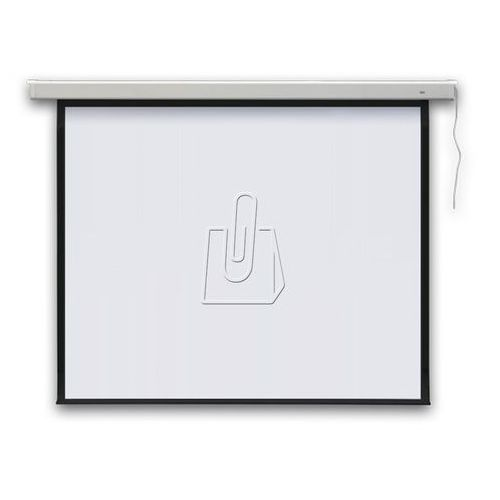"2x3 Ekran elektryczny profi eep1419/43 195cm x 145cm 100"""