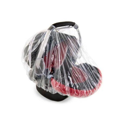 Hauck rainy folia przeciwdeszczowa do nosidełka/fotelika samochodowego 0+ (4007923618202)