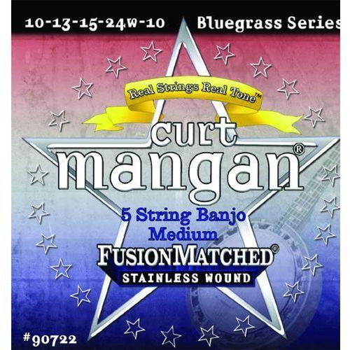 5-string banjo medium 10-24 marki Curt mangan