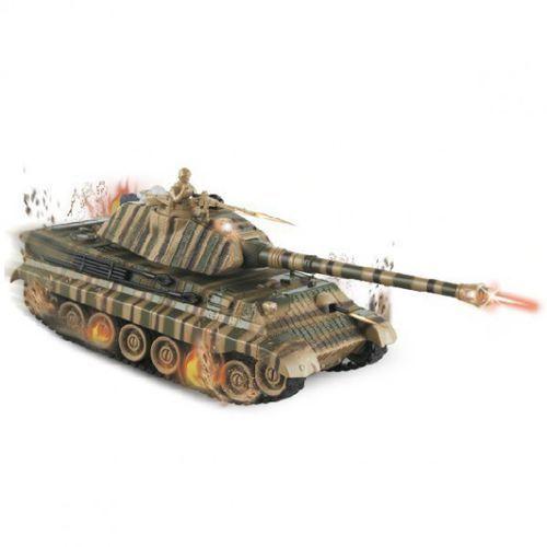 DROMADER Czolg King Tiger z pakietem