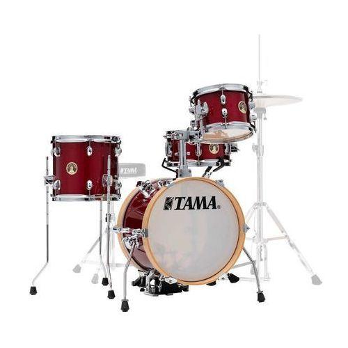 Tama LJK44S-CPM Club-Jam Flyer Shell Kit Candy Apple Mist zestaw perkusyjny