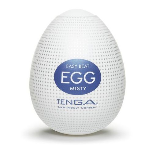 TENGA Masturbator - Jajko Egg Misty (1 sztuka)