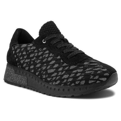 Sneakersy ROMIKA - Houston 08 49508 106 101 Black/Combi, kolor czarny